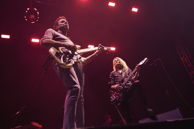The Kills, Alison Mosshart, Jamie Hince
