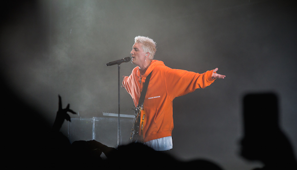 REVIEW: LANY basks in heartbreak at the Palladium