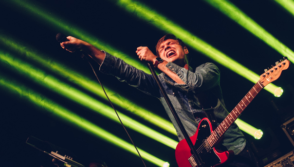 REVIEW: The Midnight recreates the '80s at The Independent