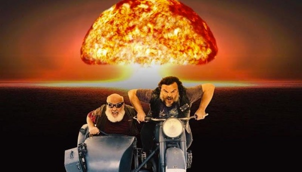 ALBUM REVIEW: Tenacious D laughs through the fallout on 'Post-Apocalypto'