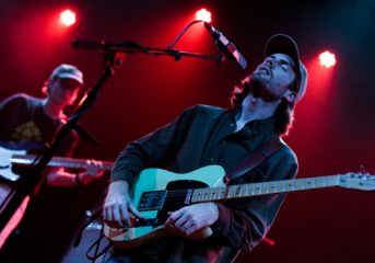 PHOTOS: Wild Nothing gets dreamy at The Independent