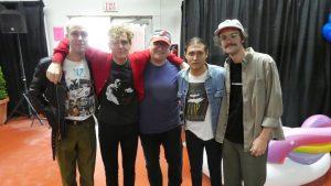 COIN, COIN band, Chase Lawrence, Ryan Winnen, Joe Memmel, Zachary Dyke