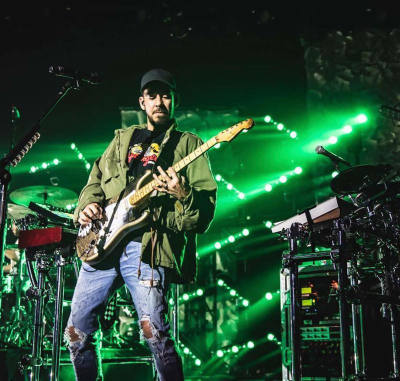 Mike Shinoda, Linkin Park