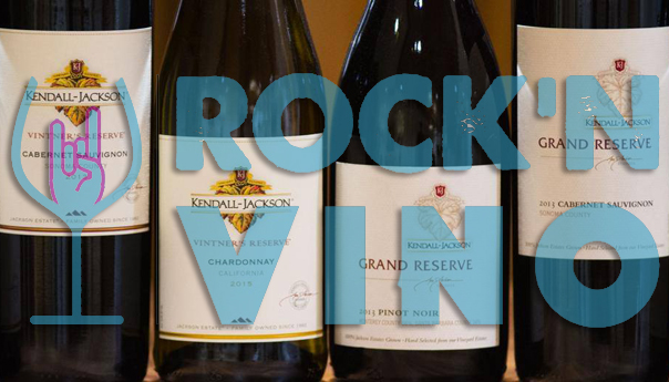 Rock'N Vino: A trip down Sonoma County's Wine Road with Kendall-Jackson