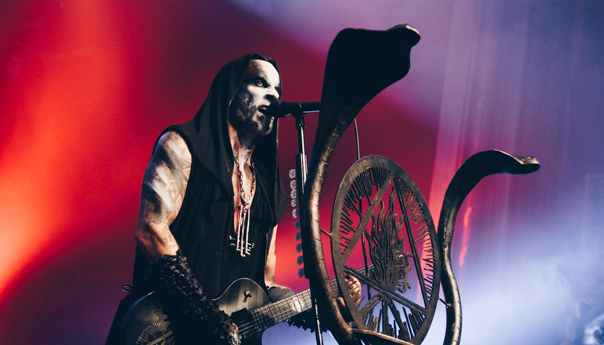 PHOTOS: Behemoth gets apocalyptic at the Regency Ballroom