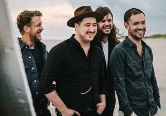Mumford and Sons to get 'Steinbeck Award' for artistic values of the storied writer