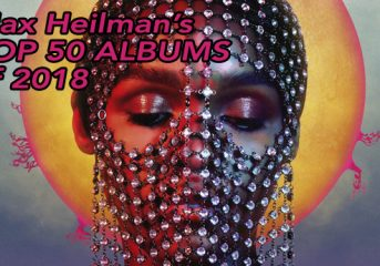 Max Heilman's Top 50 albums of 2018: 30-21