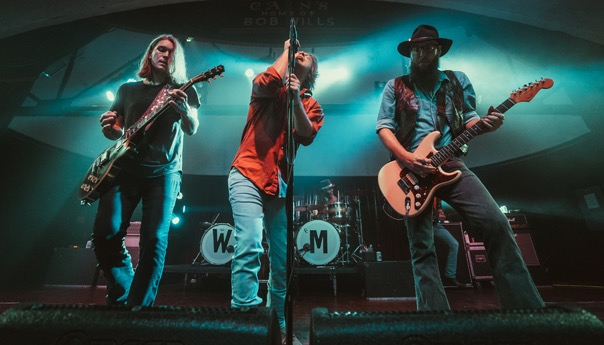 INTERVIEW: Whiskey Myers just 'good ol' boys' playin' music all year long