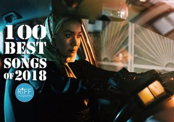 Kyle Kohner's top 100 Songs of 2018 (25-1)