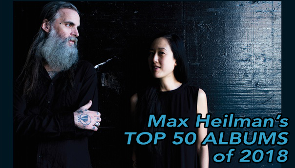 Max Heilman's top 50 albums of 2018: 50-41