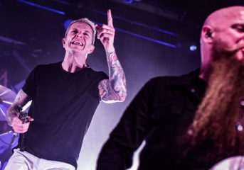 PHOTOS: Atreyu Rickrolls through metalcore night at the Fillmore