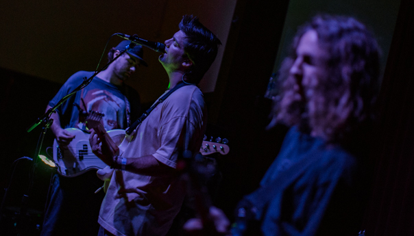 PHOTOS: Turnover leads Casa de las Madres benefit at Swedish American Hall
