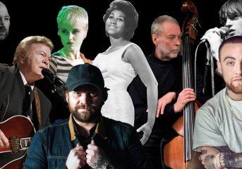 In memoriam: Eight artists we lost in 2018