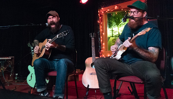 PHOTOS: Four Year Strong strips back and unplugs at Bottom of the Hill