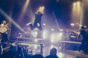 Papa Roach, Jacoby Shaddix