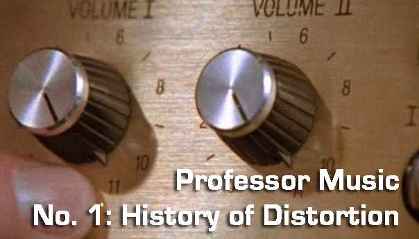 Professor Music: Like 'This is Spinal Tap,' this column goes to 11