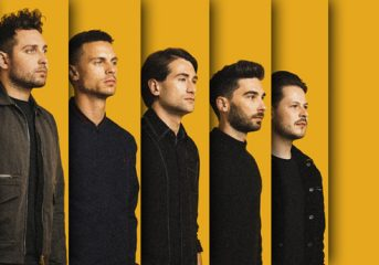 INTERVIEW: You Me At Six break from hard rock mold with shiny new 'VI'