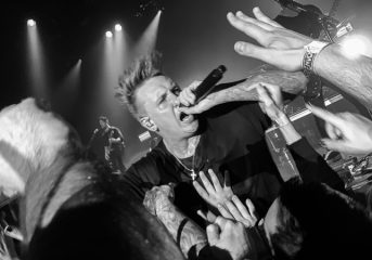REVIEW: Papa Roach perseveres in 'elevated' return to San Francisco