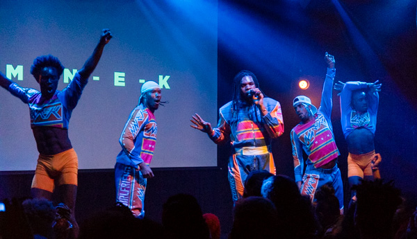 NOISE POP REVIEW: MNEK, Raja Kumari showcase Noise Pop's diversity at the Rickshaw Stop