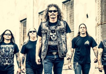ALBUM REVIEW: Overkill delivers the expected goods on 'The Wings of War'