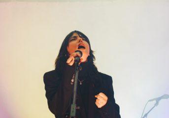 REVIEW: Sharon Van Etten pours a glass of energy at Gundlach Bundschu