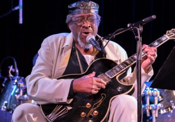 REVIEW: James Blood Ulmer and Third Rail electrify The Chapel