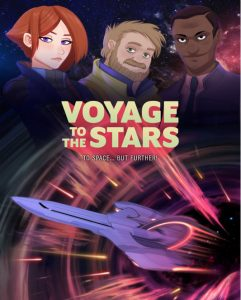 Voyage to the Stars, Felicia Day, Janet Varney, Colton Dunn, Steve Berg