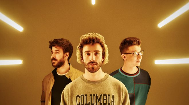 INTERVIEW: AJR looks to the holy land, the past and origins of governance
