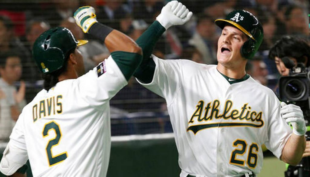 Oakland A's, Oakland Athletics