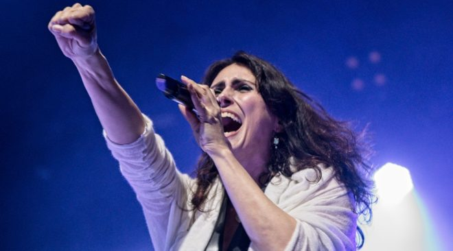 SLIDESHOW: Within Temptation, In Flames and Smash Into Pieces at the Warfield