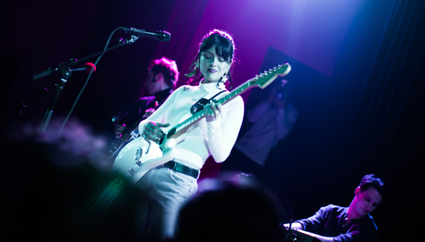 NOISE POP PHOTOS: The Marías soften and tenderize The Chapel