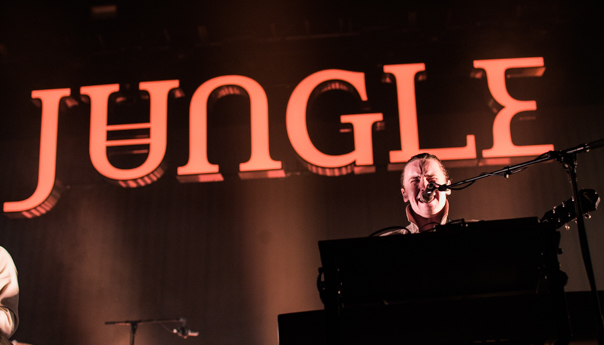 PHOTOS: Jungle brings modern soul and sets a party at The Fox Theater