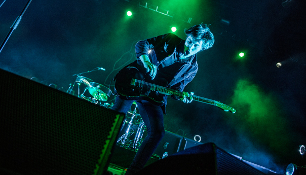 PHOTOS: Catfish and the Bottlemen's hyperactivity infectious at the Fox Theater