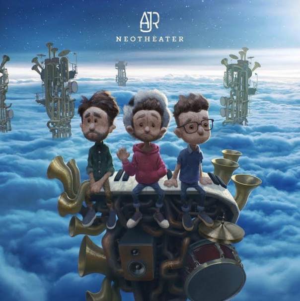 AJR balances the familiar and fresh on 'Neotheater' | ALBUM