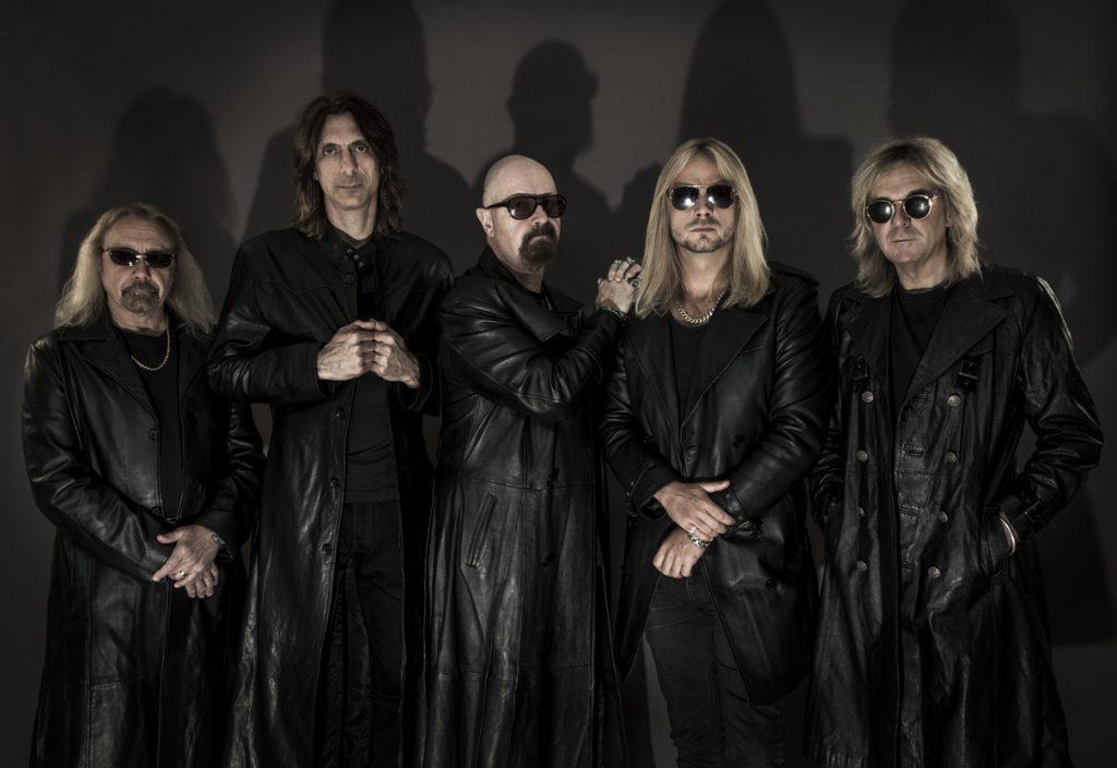 Judas Priest, Rob Halford, Ian Hill, Glenn Tipton, Scott Travis,