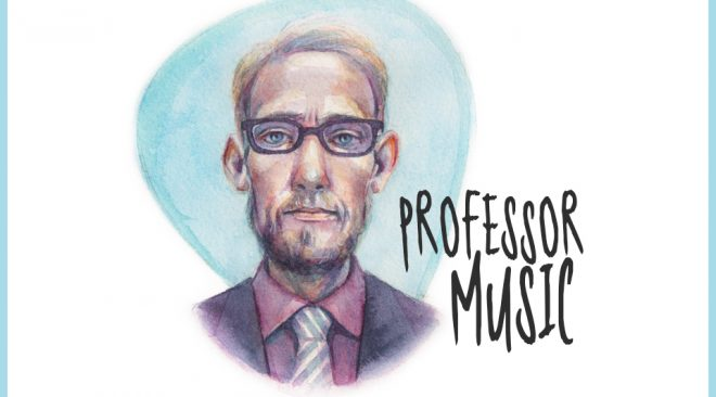 Professor Music: This Column Can't Get No Satisfaction