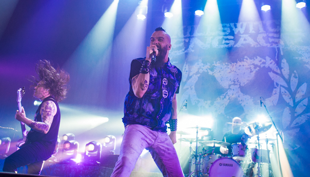 Killswitch Engage and Parkway Drive combine forces in SF