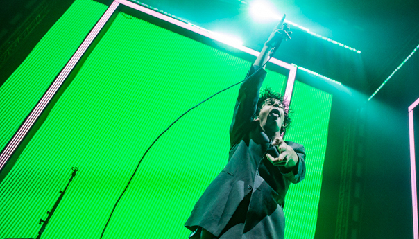 REVIEW: The 1975 creates a sensory experience at Bill Graham Civic