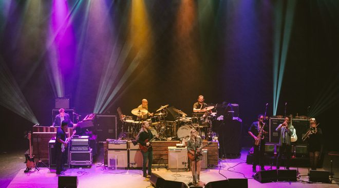 CONCERT REVIEW: Tedeschi Trucks Band slides into Oakland