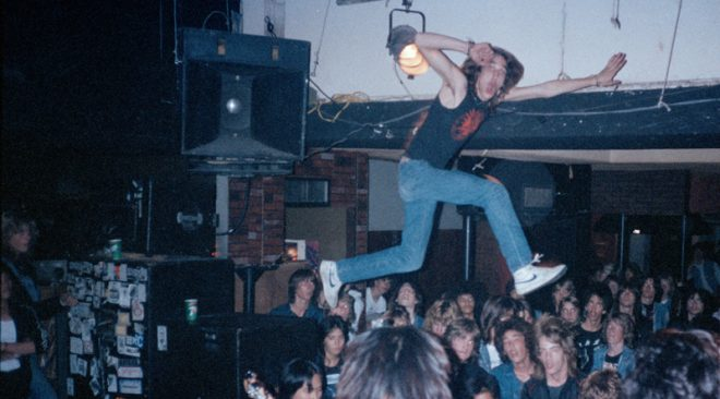 'Murder in the Front Row' documentary celebrates Bay Area thrash