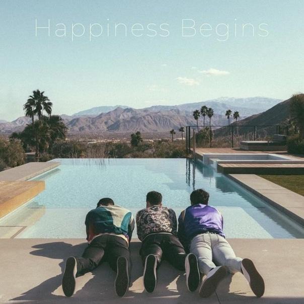 Jonas Brothers, Happiness Begins
