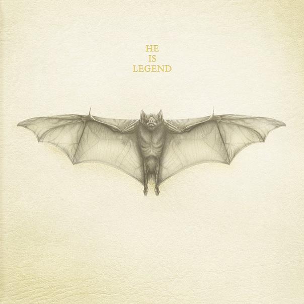 He Is Legend, White Bat