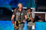 Darius Rucker and Mark Bryan of Hootie & The Blowfish