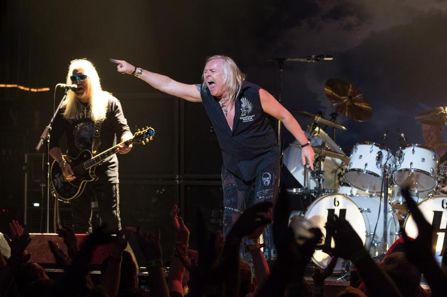 Judas Priests deliver career-spanning mass in San Francisco