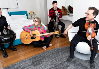ALBUM REVIEW: Violent Femmes' inconsistent 'Hotel Last Resort' both wows and disappoints