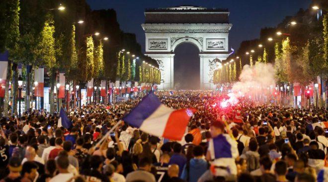 REWIND: In honor of Bastille Day, vive la musique Française!