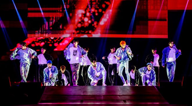 REVIEW: GOT7 gives fans front-row view of the K-Pop group's life at Oracle Arena