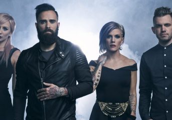 ALBUM REVIEW: Skillet remains 'Victorious' on 10th album