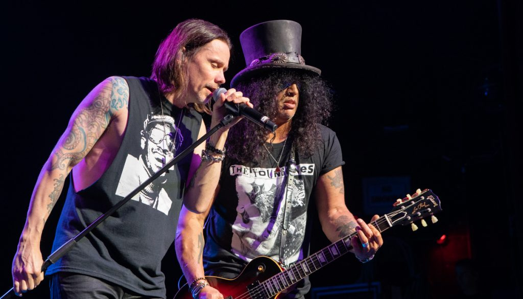 Slash, Myles Kennedy, Myles Kennedy and the Conspirators
