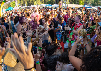 REVIEW: Logging town becomes jam epicenter at the High Sierra Music Festival